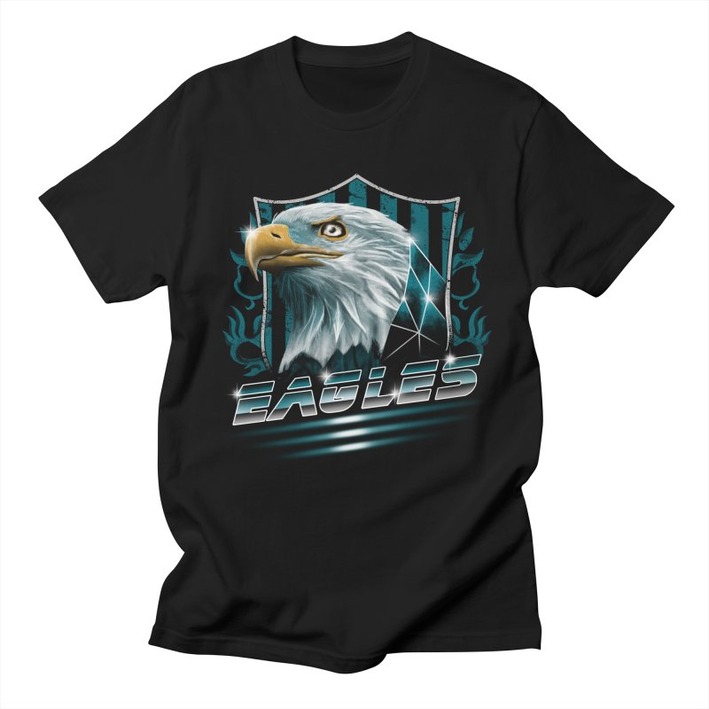 Fly Eagles Fly Women's Unisex T-Shirt by vincenttrinidad's Artist Shop