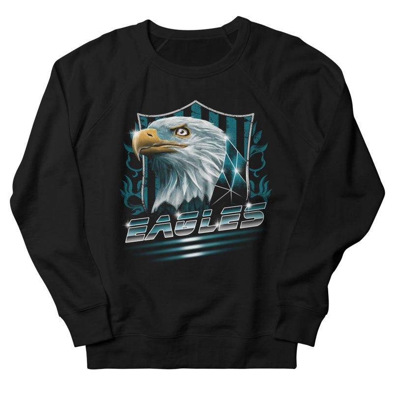 Fly Eagles Fly Women's Sweatshirt by vincenttrinidad's Artist Shop