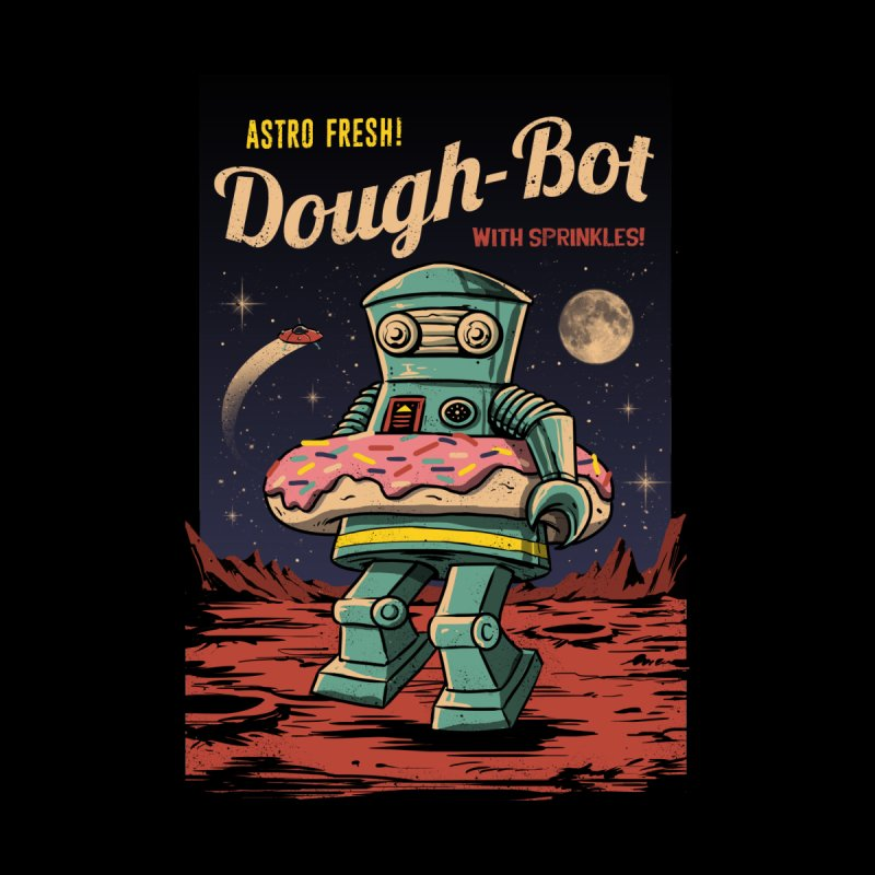 Dough Bot by Vincent Trinidad Art
