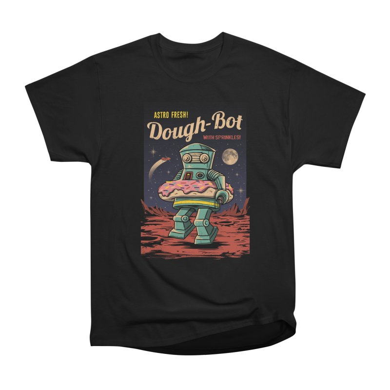 Dough Bot Men's Classic T-Shirt by vincenttrinidad's Artist Shop