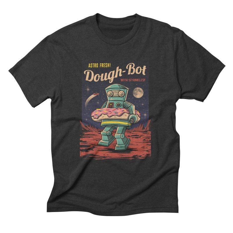 Dough Bot Men's Triblend T-Shirt by vincenttrinidad's Artist Shop
