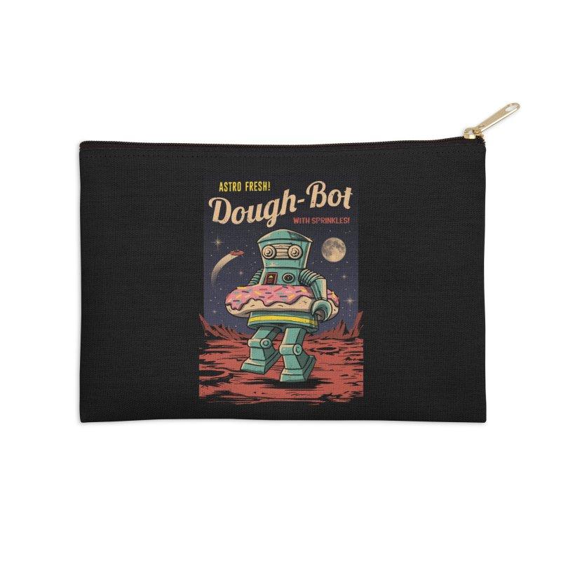 Dough Bot Accessories Zip Pouch by vincenttrinidad's Artist Shop