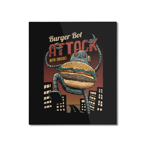 image for Burger Bot