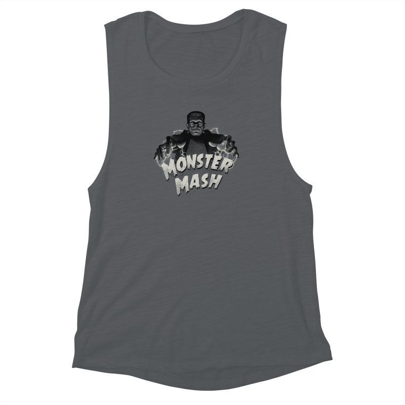Monster Mash Women's Muscle Tank by vincenttrinidad's Artist Shop
