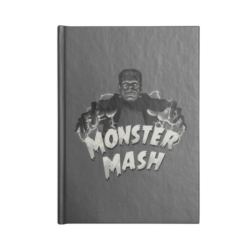 Monster Mash Accessories Notebook by vincenttrinidad's Artist Shop