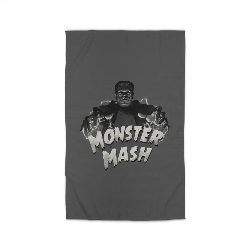 Monster Mash Home Rug by vincenttrinidad's Artist Shop