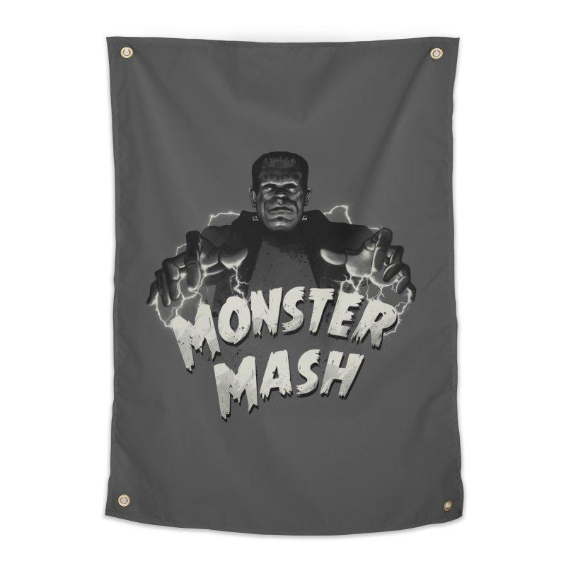 Monster Mash Home Tapestry by vincenttrinidad's Artist Shop
