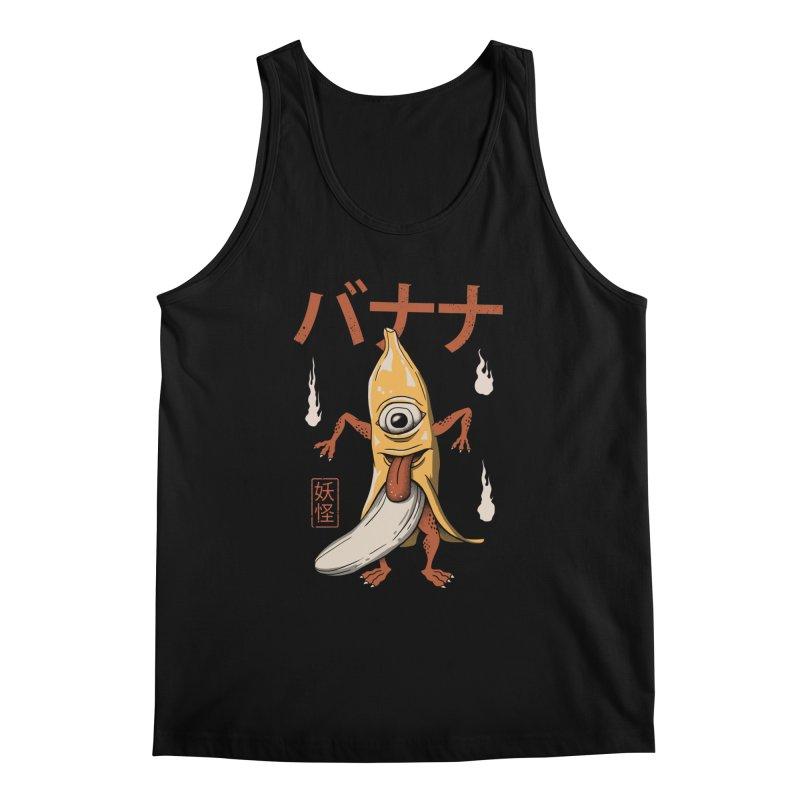 Yokai Banana Men's Tank by vincenttrinidad's Artist Shop