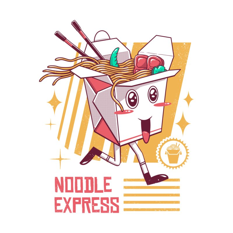 Noodle Express Home Rug by vincenttrinidad's Artist Shop