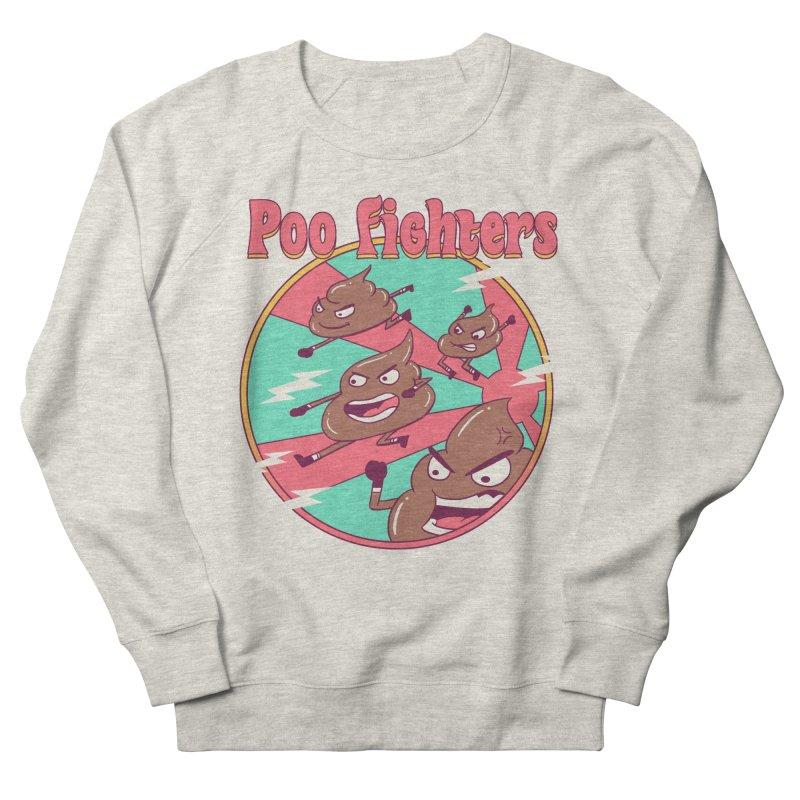 Poo Fighters Men's Sweatshirt by vincenttrinidad's Artist Shop