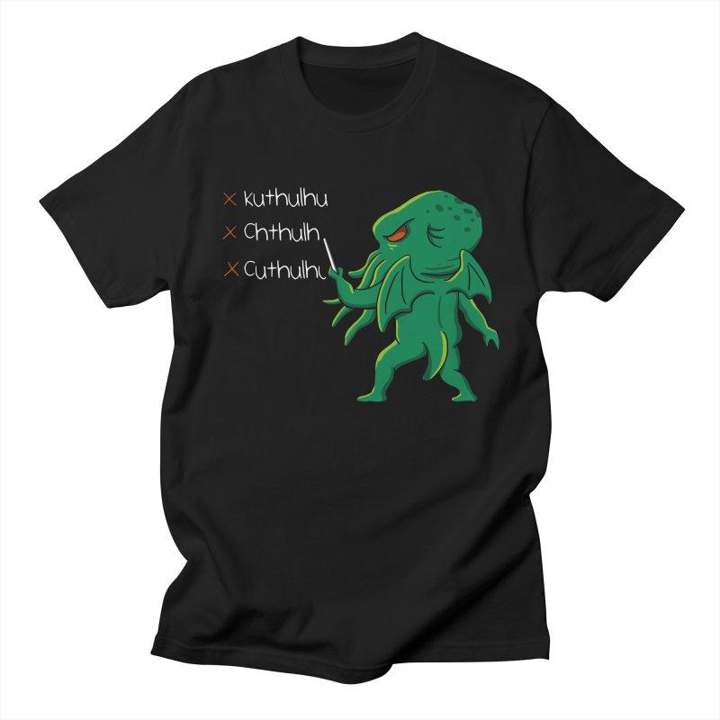 Crafty Spelling Women's Unisex T-Shirt by vincenttrinidad's Artist Shop