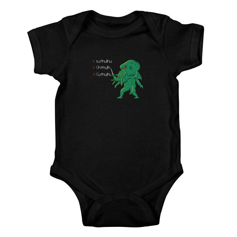 Crafty Spelling Kids Baby Bodysuit by vincenttrinidad's Artist Shop