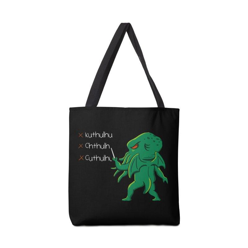 Crafty Spelling Accessories Bag by vincenttrinidad's Artist Shop