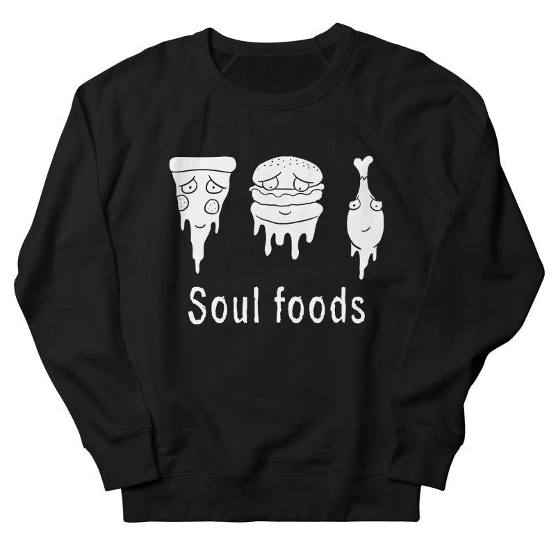 Soul Foods Men's Sweatshirt by vincenttrinidad's Artist Shop