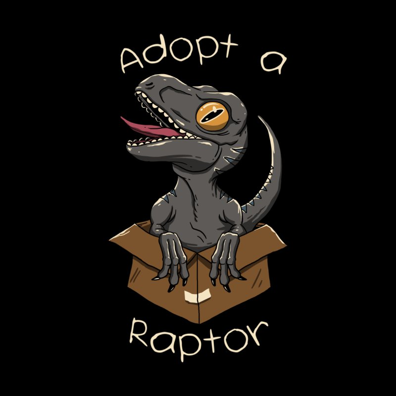 Adopt a Raptor Women's Pullover Hoody by vincenttrinidad's Artist Shop