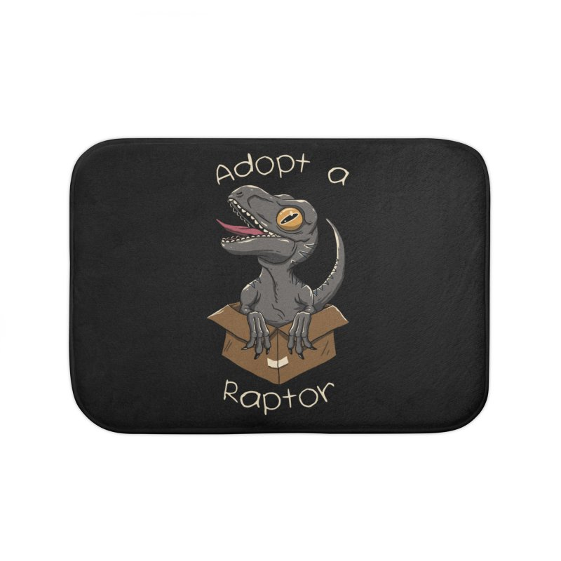 Adopt a Raptor Home Bath Mat by vincenttrinidad's Artist Shop
