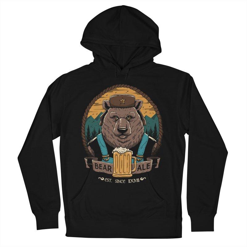 Beer & Bear Women's Pullover Hoody by vincenttrinidad's Artist Shop