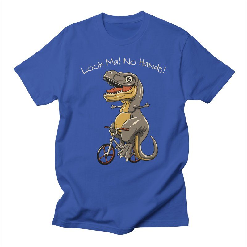 Look, Ma! No Hands! Men's T-Shirt by vincenttrinidad's Artist Shop