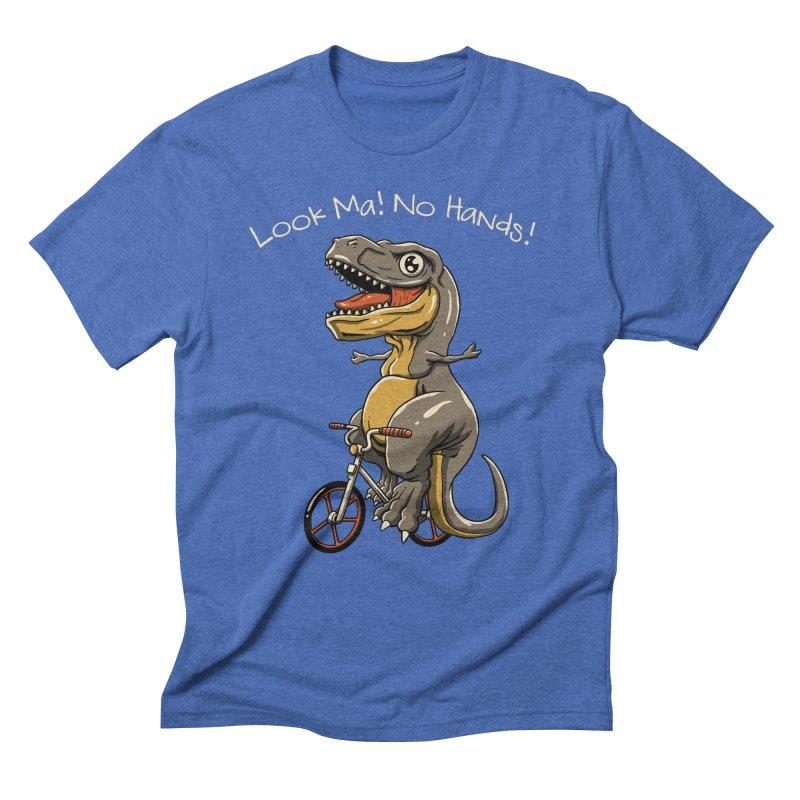 Look, Ma! No Hands! Men's Triblend T-Shirt by vincenttrinidad's Artist Shop