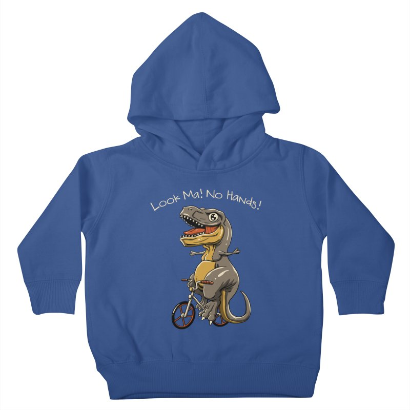 Look, Ma! No Hands! Kids Toddler Pullover Hoody by vincenttrinidad's Artist Shop