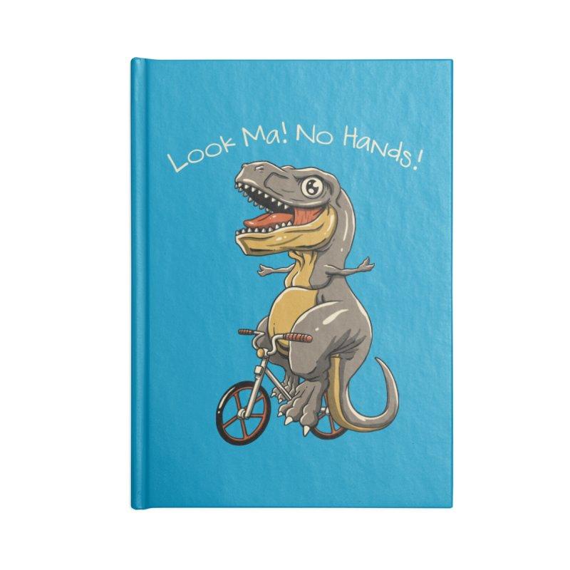 Look, Ma! No Hands! Accessories Notebook by vincenttrinidad's Artist Shop