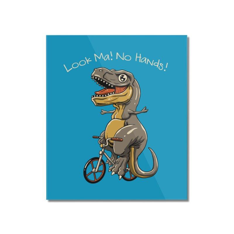 Look, Ma! No Hands! Home Mounted Acrylic Print by vincenttrinidad's Artist Shop