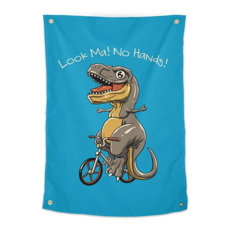 Look, Ma! No Hands! Home Tapestry by vincenttrinidad's Artist Shop