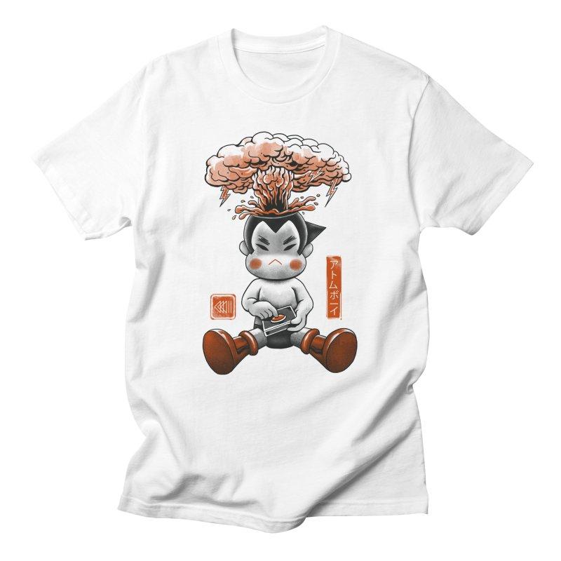 Atom Boy Women's Unisex T-Shirt by vincenttrinidad's Artist Shop