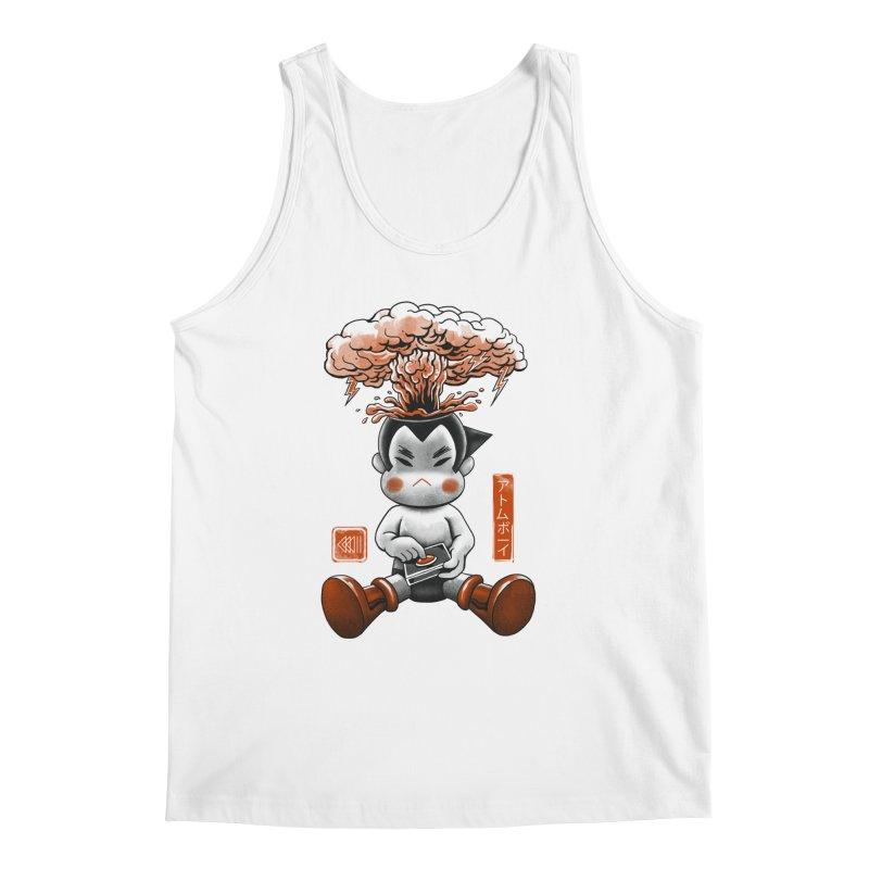 Atom Boy Men's Tank by vincenttrinidad's Artist Shop