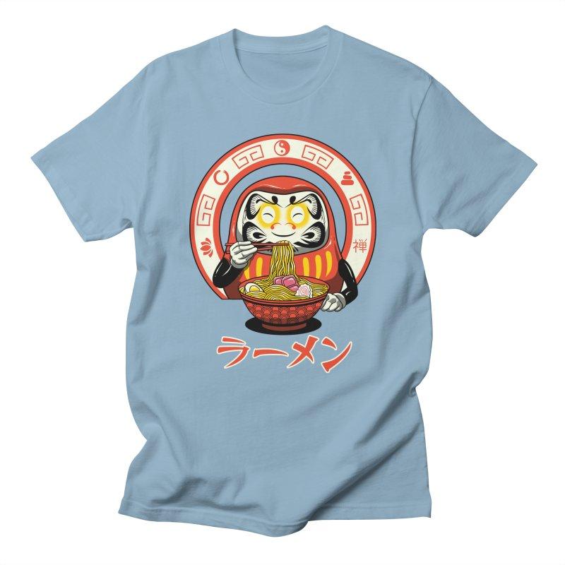 Daruma Zen Ramen Women's Unisex T-Shirt by vincenttrinidad's Artist Shop