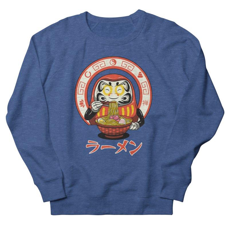Daruma Zen Ramen Men's Sweatshirt by vincenttrinidad's Artist Shop