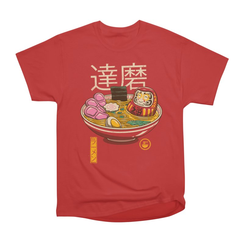 Zen Ramen Men's Heavyweight T-Shirt by vincenttrinidad's Artist Shop