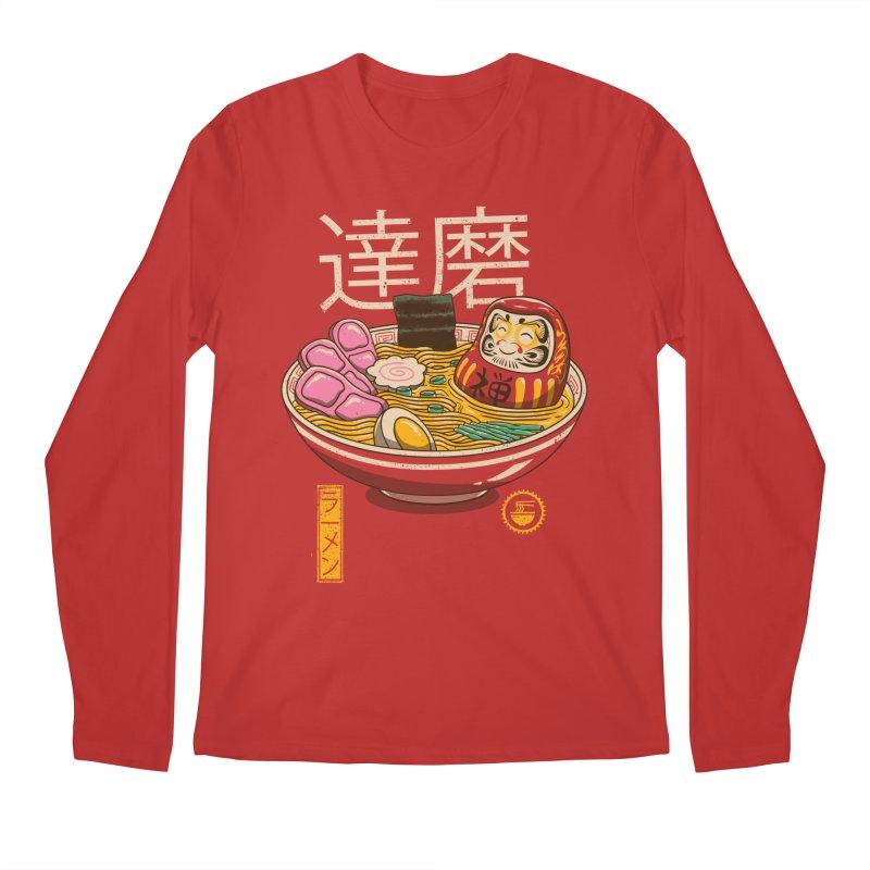 Zen Ramen Men's Longsleeve T-Shirt by vincenttrinidad's Artist Shop