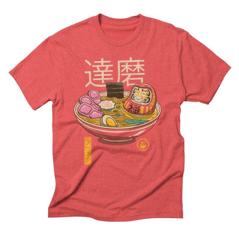 Zen Ramen Men's Triblend T-Shirt by vincenttrinidad's Artist Shop
