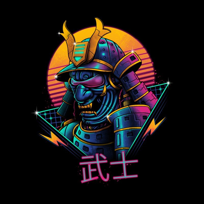Rad Samurai by vincenttrinidad's Artist Shop