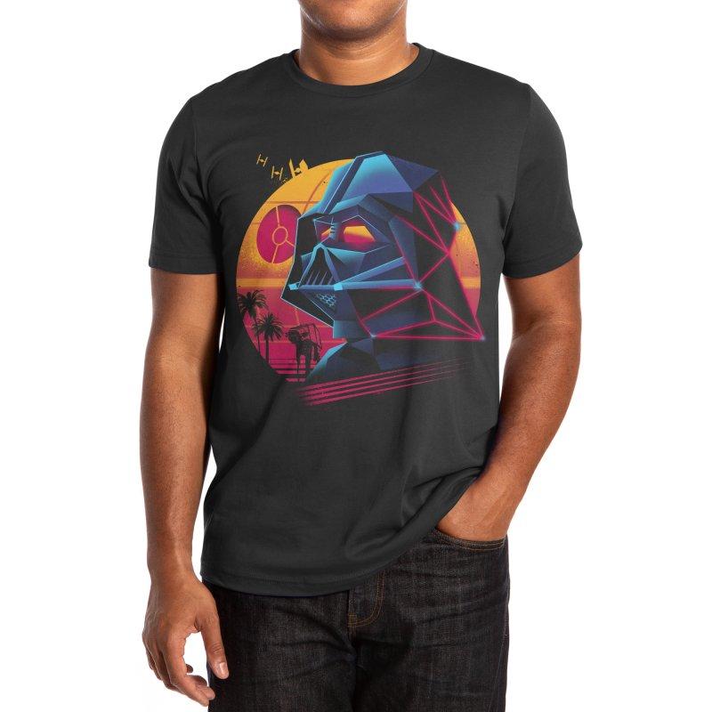 Rad Lord Men's T-Shirt by Vincent Trinidad Art