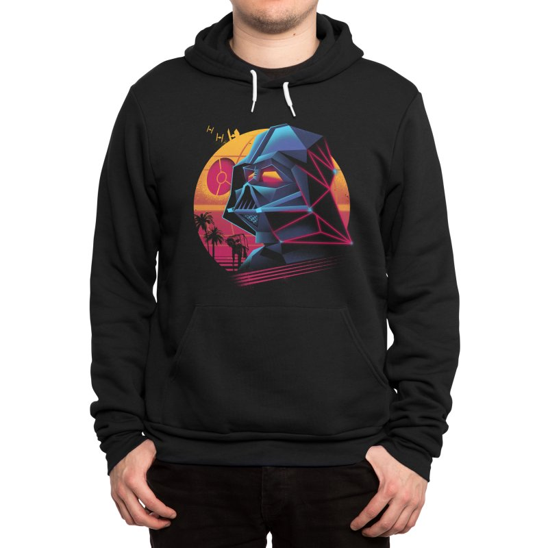 Rad Lord Men's Pullover Hoody by Vincent Trinidad Art