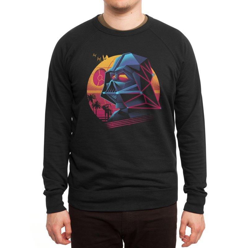 Rad Lord Men's Sweatshirt by Vincent Trinidad Art