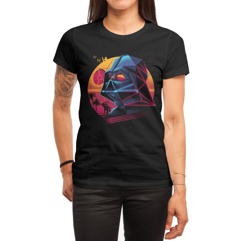 Rad Lord Women's T-Shirt by Vincent Trinidad Art