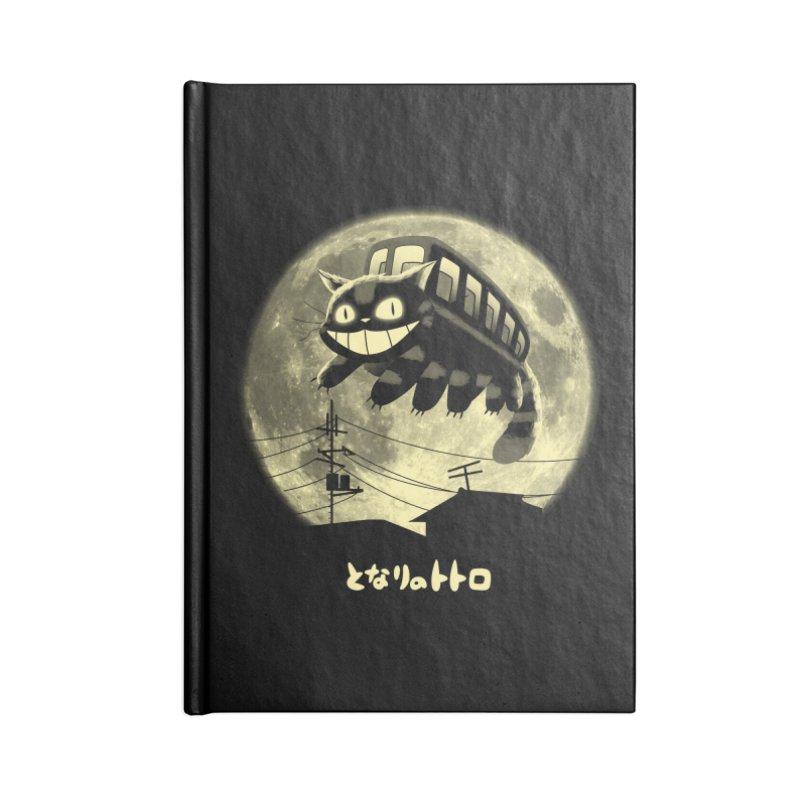 Cat Jump Accessories Notebook by vincenttrinidad's Artist Shop