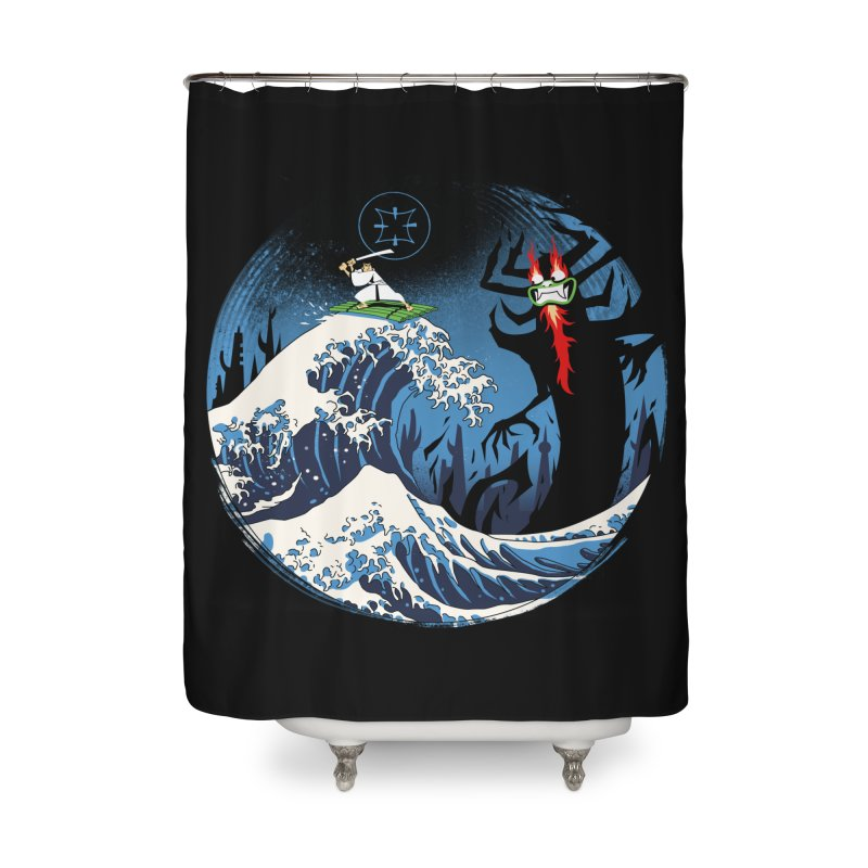 The Great Battle Home Shower Curtain by vincenttrinidad's Artist Shop