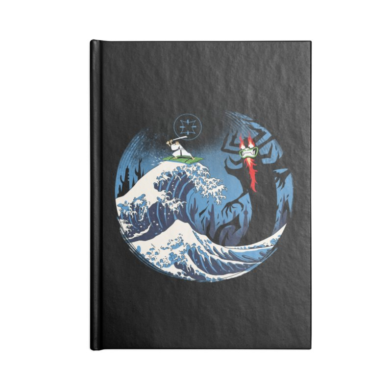 The Great Battle Accessories Notebook by vincenttrinidad's Artist Shop