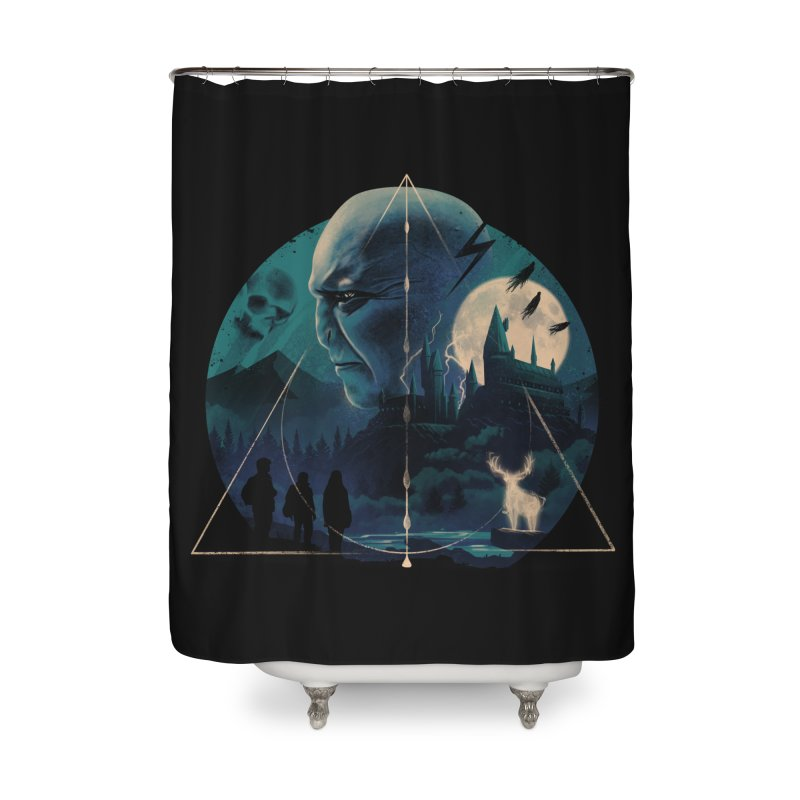 Glimpse of Hope Home Shower Curtain by vincenttrinidad's Artist Shop