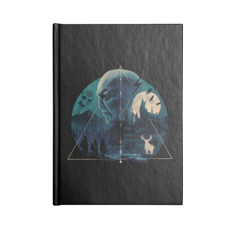 Glimpse of Hope Accessories Notebook by vincenttrinidad's Artist Shop