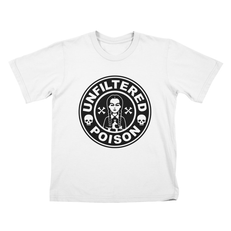Freshly Brewed Poison Kids T-Shirt by vincenttrinidad's Artist Shop