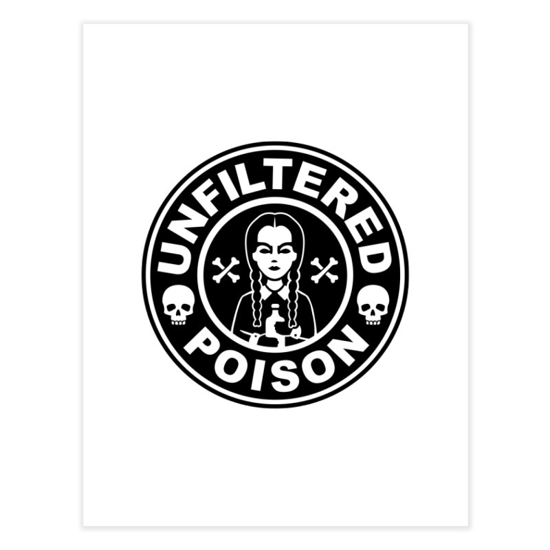 Freshly Brewed Poison Home Bath Mat by vincenttrinidad's Artist Shop
