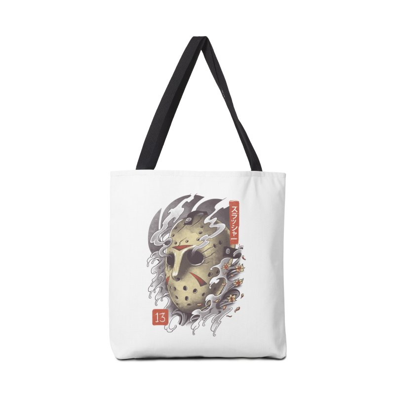 Oni Jason Mask Accessories Bag by vincenttrinidad's Artist Shop
