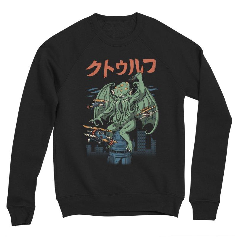 Kongthulhu Men's Sponge Fleece Sweatshirt by vincenttrinidad's Artist Shop