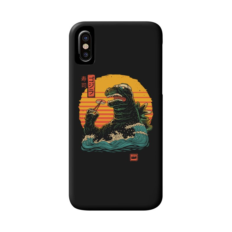King of Sushi Accessories Phone Case by vincenttrinidad's Artist Shop