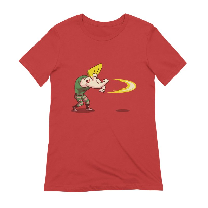 Sonic Bravo! Women's Extra Soft T-Shirt by vincenttrinidad's Artist Shop